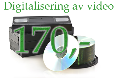 Digitalisering Video8